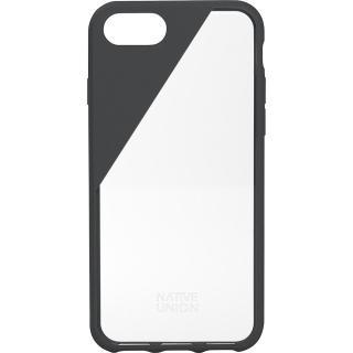 Husa Capac Spate Clic Crystal Negru Apple Iphone 7