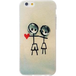 Husa Capac Spate Couple In Love Apple Iphone 6  Ip