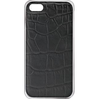 Husa Capac Spate Crocodile Negru Apple Iphone 6  I