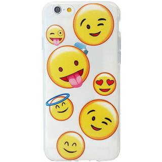 Husa Capac Spate Emoji Apple Iphone 7
