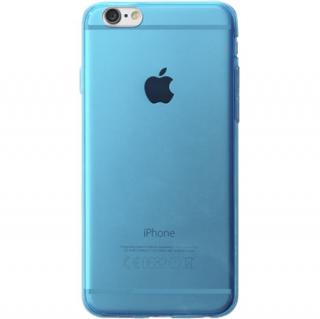 Husa Capac Spate Fluo Albastru Apple Iphone 6  Iph