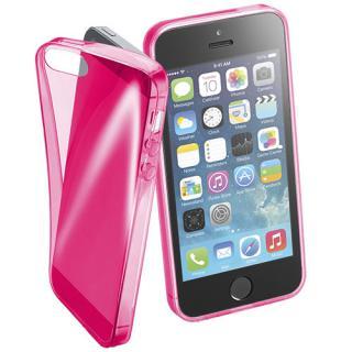 Husa Capac Spate FLUO Roz APPLE iPhone SE