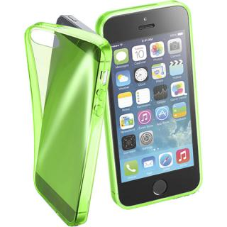 Husa Capac Spate FLUO Verde APPLE iPhone SE