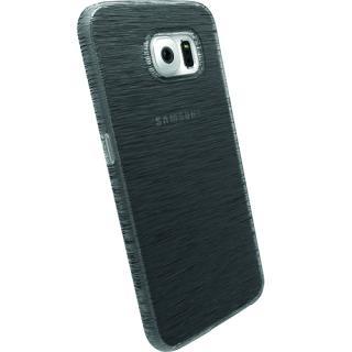 Husa Capac Spate Frost Negru Samsung Galaxy S6