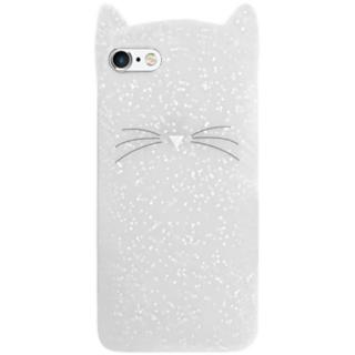 Husa Capac Spate Funny Cat Gri Apple Iphone 6  Iph