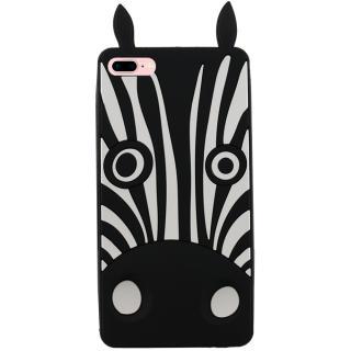 Husa Capac Spate Funny Zebra Apple Iphone 7