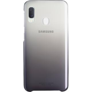 Husa Capac Spate Gradation Negru SAMSUNG Galaxy A20e