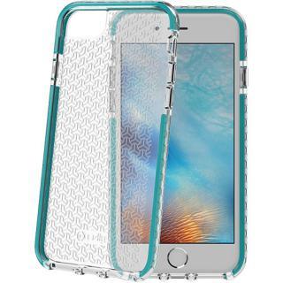 Husa Capac Spate Hexagon Albastru Apple Iphone 7