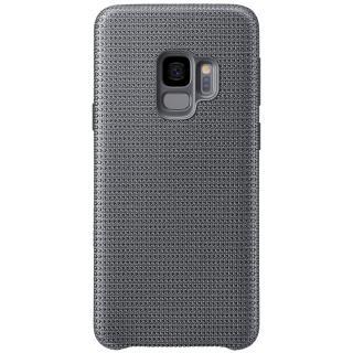 "<font color=""FF00CC"">Promotie!</font> Husa Capac Spate Hyperknit Gri SAMSUNG Galaxy S9 thumbnail"