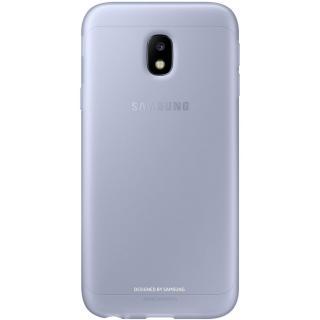 Husa Capac Spate Jelly Albastru Samsung Galaxy J3