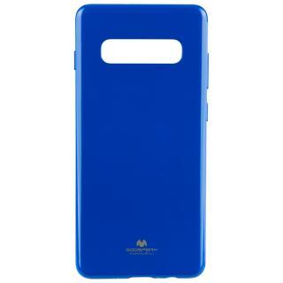 Husa Capac Spate Jelly Albastru SAMSUNG Galaxy S10 Plus