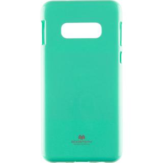 Husa Capac Spate Jelly Verde SAMSUNG Galaxy S10E