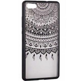 Husa Capac Spate Lace Design 1 Negru Samsung Galax