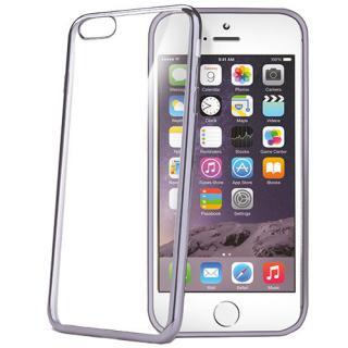 Husa Capac Spate Laser Negru Apple Iphone 6  Iphon
