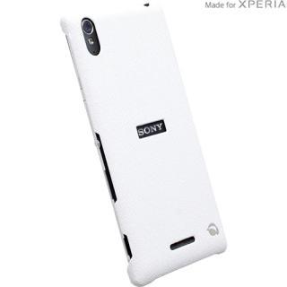 Husa Capac Spate Malmo Mfx Alb Sony Xperia T3