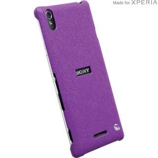 Husa Capac Spate Malmo Mfx Violet Sony Xperia T3
