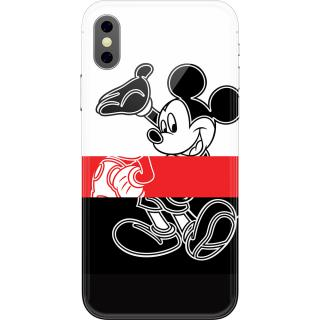 Husa Capac Spate Mickey Mouse APPLE iPhone Xs Max