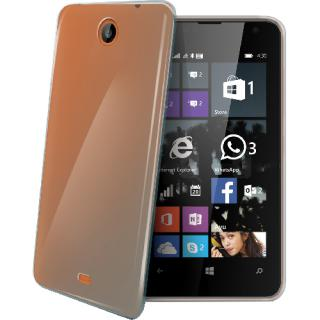 Husa Capac Spate Transparent Microsoft Lumia 430
