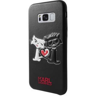 Husa Capac Spate Negru Samsung Galaxy S8 Plus