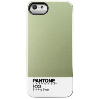 Husa capac spate pantone shinning sage apple iphone 5