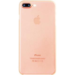 Husa Capac Spate Rose Gold 0.5mm Apple Iphone 7 Pl
