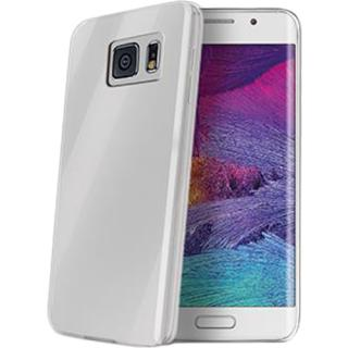 "<font color=""FF00CC"">Promotie!</font> Husa Capac spate Transparent SAMSUNG Galaxy S6 Edge thumbnail"
