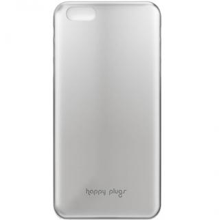 Husa Capac Spate Slim Deluxe Argintiu Apple Iphone