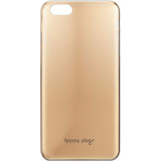 Husa Capac Spate Slim Deluxe Roz Apple Iphone 6 Pl