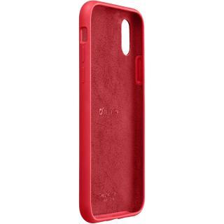 Husa Capac Spate Soft Touch Rosu APPLE iPhone Xs Max