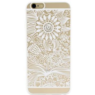 Husa Capac Spate Spirit Natural Alb Apple Iphone 6