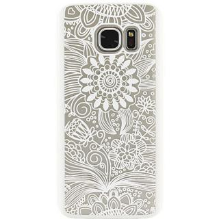 Husa Capac Spate Spirit Natural Alb Samsung Galaxy