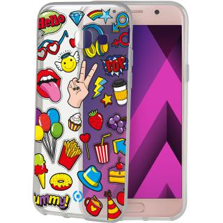 Husa Capac Spate Teen Iconic Samsung Galaxy A5 201