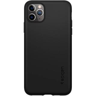 "<font color=""FF00CC"">Promotie!</font> Husa Capac Spate Thin Negru APPLE iPhone 11 Pro thumbnail"