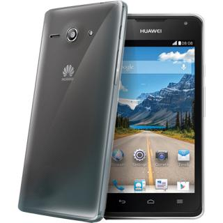 Husa Capac Spate Transparent Huawei Ascend Y530