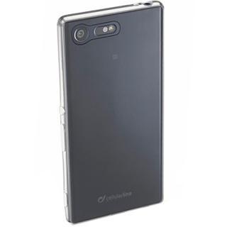 Husa Capac Spate Transparent Sony Xperia X Compact