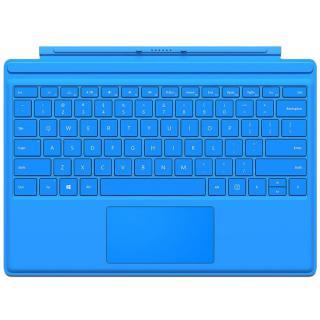 Husa Capac Spate Type Cu Tastatura Albastru MICROSOFT Surface Pro 4 thumbnail