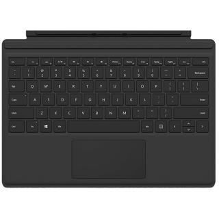 Husa Capac Spate Type Cu Tastatura Negru MICROSOFT Surface Pro 4 thumbnail