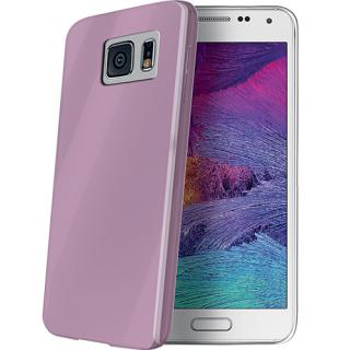Husa Capac Spate Ultrasubtire Violet Samsung Galax