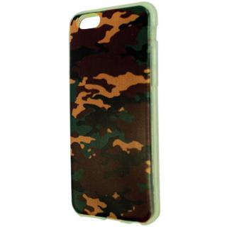 Husa Capac Spate Woodland Camo Apple Iphone 6  Iph