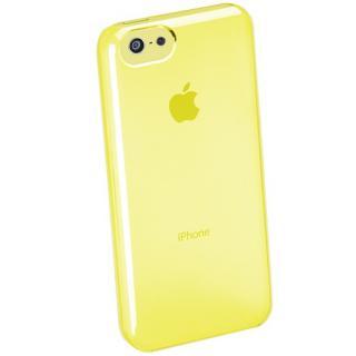 Husa Capac Spate Boost Galben Apple Iphone 5c