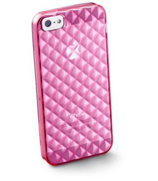 Husa Capac Spate Roz Apple Iphone 5s  Iphone Se