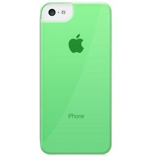 Husa Capac Spate Crystal Verde Apple Iphone 5c