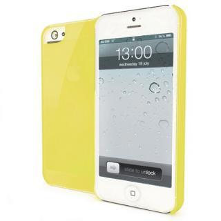 Husa Capac Spate Galben Apple Iphone 5c