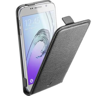 Husa Flip Essential Negru Samsung Galaxy A3 2016