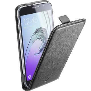Husa Flip Essential Negru Samsung Galaxy A5 2016