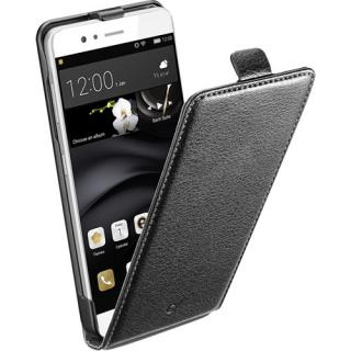 Husa Flip Essential Negru Huawei P9