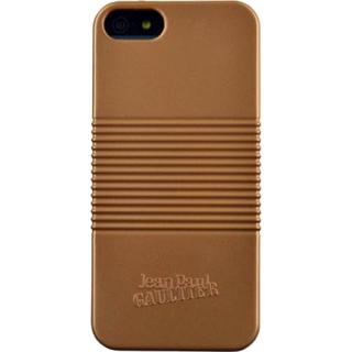 Husa Capac Spate Gold Box Auriu Apple Iphone 5s  I