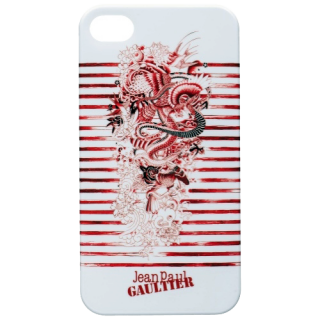 Husa Capac Spate Mariner Tatoo Alb Apple Iphone 4s