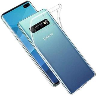 Husa Ultra Slim 0.3 mm Transparent SAMSUNG Galaxy S10 Plus