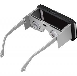 Husa Vr Case Ii Cu Ochelari Inteligenti Cu Asamblare Negru Argintiu Apple Iphone 6 Plus/6s Plus